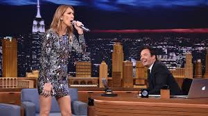 celine dion slays impressions of cher sia and rihanna on