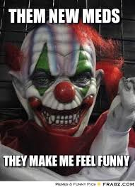 Evil Clown Memes - 27 most funniest scary meme photos and images of all the time