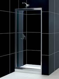 dreamline butterfly frameless bi fold shower door 30