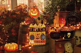 spooky or sweet choosing a theme for halloween decorations news