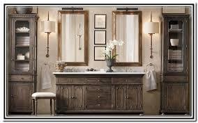 Restoration Hardware Vanity Lights Top Restoration Hardware Bathroom Vanity Lighting With Decor The