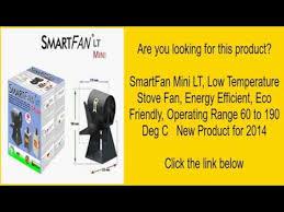 smart fan mini stove fan smartfan mini lt low temperature stove fan energy efficient eco