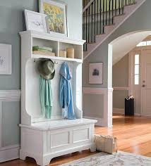 Entry Storage Bench Plans Free by Entry Storage Bench Diy Storage Shelf To Entryway Bench Free