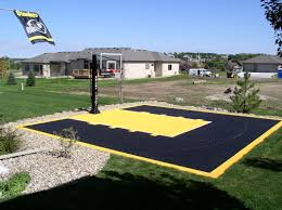 Backyard Sport Court Cost by Smaller Backyard Courts Photos Sportgames