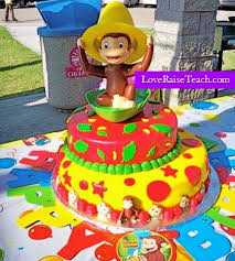 curious george cake topper curious george cake template 28 images free monkey mask