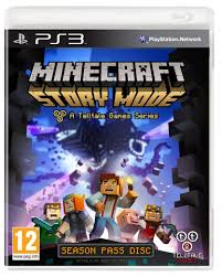 Jogo Home Design Story by Minecraft Story Mode A Telltale Game Series Season Disc Ps3