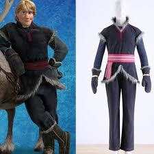Elsa Halloween Costume Adults Cheap Kristoff Cosplay Costume Man Aliexpress