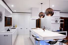Gloss Kitchen Cabinets by Kitchen Room Spacious Modern U Shaped Kitchen Design White Gloss
