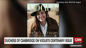 british vogue cover to feature duchess of cambridge cnn style