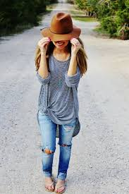 20 style tips on how to wear distressed denim u0026 ripped jeans