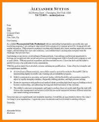 cover letter for pharmaceutical sales sales covering letter