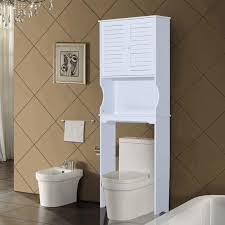 Wall Mount Faucets Bathroom Ilet Shelf Exuberance Black Varnished Wooden Vanity Cabinet