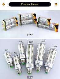Flickering Halloween Light Bulbs Zx New Aluminum Frame E27 Led 5w 7w 9w 12w 20w 25w No Flicker