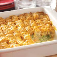chicken tater bake recipe taste of home