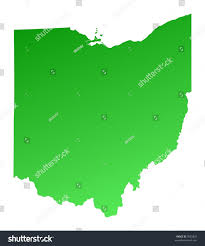 Ohio Map by Ohio Labeled Map Ohio State Maps Usa Maps Of Ohio Oh The Myth Of