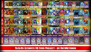 yu gi oh ultimate hq card project by serenade87 on deviantart