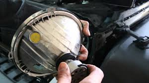 2017 jeep wrangler fog light bulb size led headlight conversion jeep wrangler jk h13 light bulbs youtube