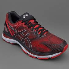 amazon black friday deals on asics shoes asics gel nimbus 19 black vermilion silver running shoes