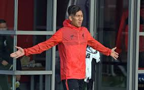 liverpool striker firmino charged with drink driving but will be