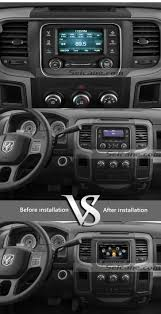 2015 Ram 3500 Truck Accessories - 2013 2014 2015 dodge ram 1500 2500 3500 4500 replacement stereo