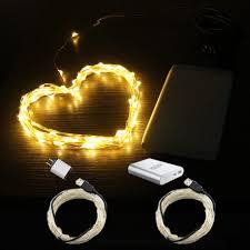 lighting usb led copper string lights waterproof decorative