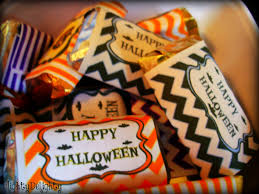 free printable halloween bookmarks mighty delighty mini halloween candy bar wrappers free printable
