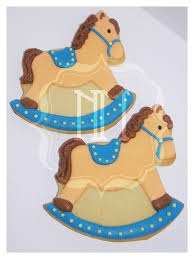 29 best baby rocking horses decorated cookies and cake pops images