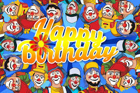 clowns for birthday free illustration birthday clowns free image on pixabay