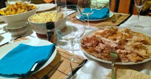 my italian thanksgiving s gotta drink