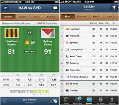 best afl australian football league scores app for ios iphone