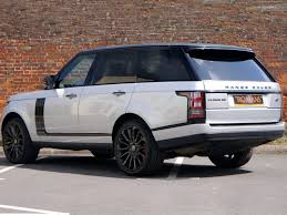 land rover voque land rover range rover vogue se black pack 22 u0027 u0027 alloys