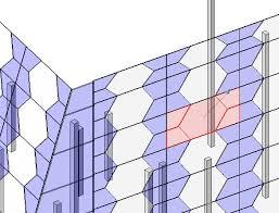 Revit Curtain Panel Hexagonal Curtain Wall Panels Autodesk Community