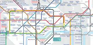 map of the underground in a s right to shoes underground