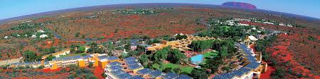 Desert Gardens Hotel Ayers Rock 4 5 Desert Gardens Hotel Uluru Meeting Place
