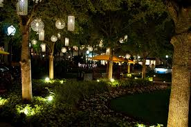 lights in trees at of merrick park miami lights h flickr