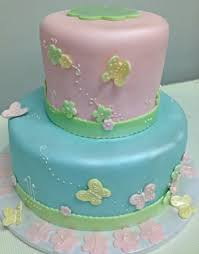 shower cakes and birthday cakes from the solvang bakery darling