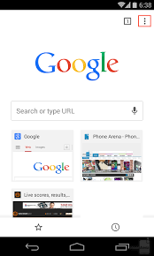 clear history android how to clear your web search history and data in chrome android