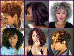 pictures of people who colored their hair with loreal feria b16 hair color trends for black women youtube