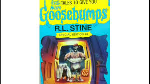 Goosebumps Cuckoo Clock Of Doom Tales To Give You Goosebumps Books Youtube