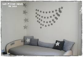 decoration etoile chambre diy déco faire des guirlandes pluie d étoiles les p tites