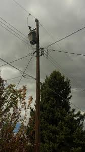 can i build an electrical pole structure to hold a power wire into