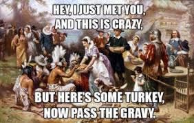 Happy Thanksgiving Meme - happy thanksgiving now stay the f k home two guys one mic