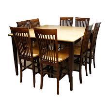 furniture mission style corner table wayborn dining table design