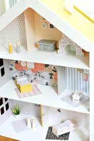 Ana White Dream Dollhouse Diy by Diy Modern Dollhouse The Pretty Life Girls Give Your Playroom A