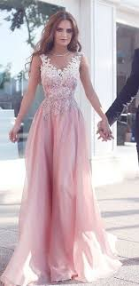 pink dresses pink neck lace prom dress pink bridesmaid dresses pink