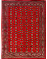 Pakistan Bokhara Rugs For Sale Find The Best Deals On Handmade Pakistani Bokhara Rug Red 9 U00271