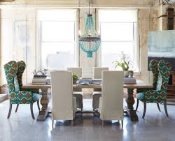 dining room sets with fabric chairs 1000 ideas about dining room