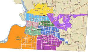 Denver Neighborhoods Map Memphis Neighborhoods Map Map Of Memphis Neighborhoods