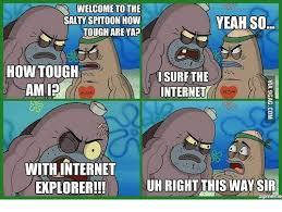 Tough Spongebob Meme - 25 best memes about spongebob hey how are ya spongebob hey how