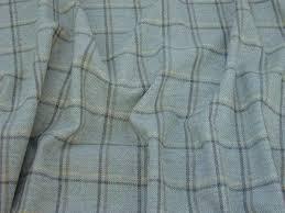 Duck Egg And Gold Curtains Wooltartanduckegg3 Highland Wool Tartan Tweed Duck Egg Fabric